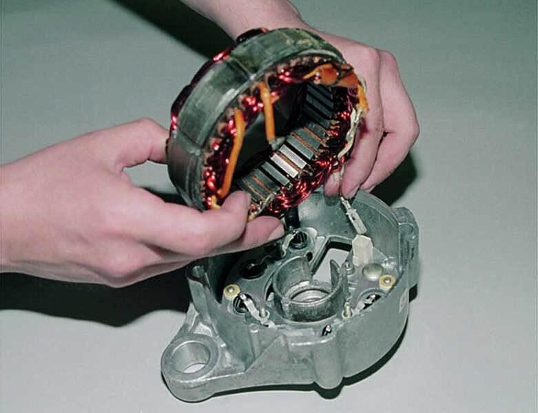 Ремонт генератора